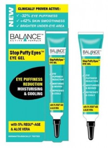 Stop Puffy Eyes Eye Gel