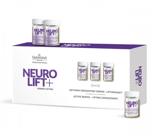 Farmona Professional Neuro Lift zabieg dermo-liftingujacy
